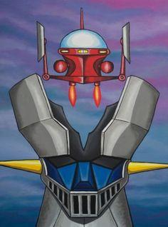Robot Cartoon, Cartoon Kids, Iron Man Hd Wallpaper, Super Robot Taisen, Japanese Robot, Robot Art, Robots, Alien Creatures, Mecha Anime