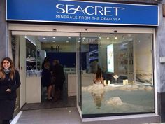 Hello Seacret Gibraltar... Come and find us in Main Street!