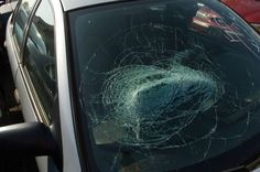 Having a broken windshield is so annoying. There are companies that try to work with your budget and tell you what you can do too! Some car insurance companies will cover it for you!
