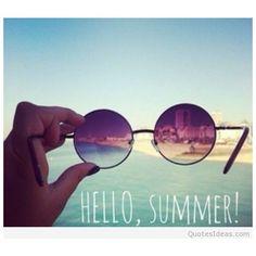 Hello Summer 2015 via Polyvore