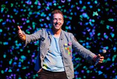 If you are looking for positivity, look no further than Coldplay's Chris Martin. #Coldplay #ChrisMartin #Martin