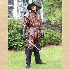 A dashing nobleman