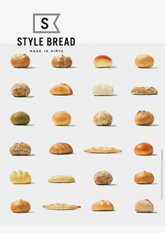 SYTLE BREAD C.I 2012 branding, tool, character