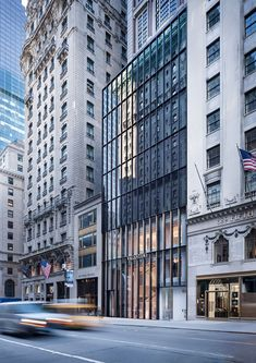 Image result for chipperfield new york valentino facade
