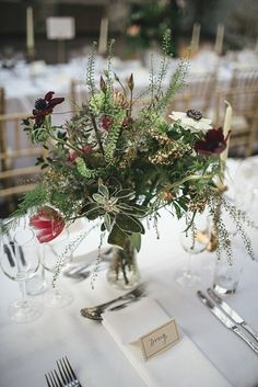 Photo Credit: Kat Hill | Cosy Romantic Urban Winter Warehouse Wedding by London Bride