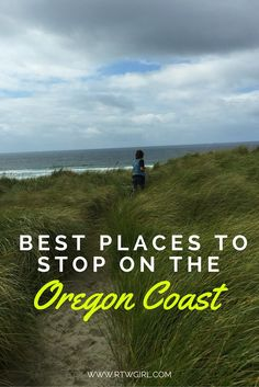 Are you planning a road trip along the Oregon Coast? Here is a list of my favorite places to stop including favorites like Cannon Beach, Cape Kiwanda, and more http://www.rtwgirl.com/oregon-coast-road-trip/ | via @rtwgirl