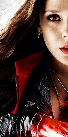 Wanda / Scarlet Witch                                                       …