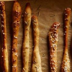 Rosemary & Garlic Breadsticks  - EatingWell.com