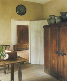 RUSTIC WARMTH | Mark D. Sikes: Chic People, Glamorous Places, Stylish Things