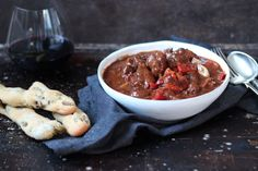 One of the best things about winter is the chance to chow down on melt-in-the-mouth meats cooked long and slow. I am of course talking about the stew. Diced Lamb Recipes, Spanish Cuisine, Spanish Food, Lamb Stew, Cooking With Olive Oil, Cheese Appetizers, Winter Food, Soups And Stews, Coco