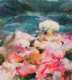"""Saatchi Art Artist Peihang Huang; Painting, """"Apocalypse 1"""" #art"""