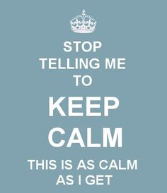 What I was thinking when I was sitting in a chair trying to be calm for an EEG reading right after my ex told me he was keeping the kids from me because I had 2 seizures and the document was worded so poorly that he could do that with no order or court document.