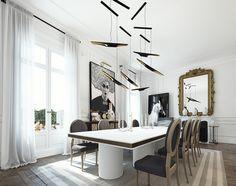 Интерьер квартиры от Ando Studio