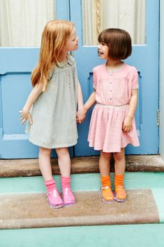 Sweet soft pastels by Preen Mini for girls fashion spring/summer 2015