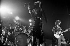 Stevie Nicks Fine Art Print New Haven Veterans Memorial Coliseum (New Haven, CT) Nov 11, 1975 (joe sia,fleetwood mac,stevie nicks,performance,1970s)