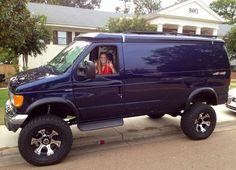 Now that's a van I'd drive