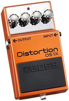 BOSS Distortion DS-1X BOSS http://www.amazon.co.jp/dp/B00IPUGL7S/ref=cm_sw_r_pi_dp_20e-ub0MJAP93