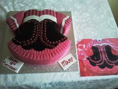 Irish Dance dress cake! What a fun idea!....I'm going to do this for the new Oireachtas dress,  any excuse for a party!