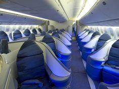 Best seats: business (Executive First) on Air Canada's 777-200LR - Flights | hotels | frequent flyer | business class - Australian Business Traveller