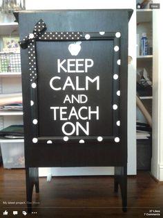 Teacher podium redo.