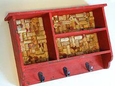 good idea for wine corks craft