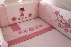 Kit Berço Sakura