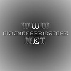 www.onlinefabricstore.net