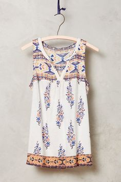 Kamea Splitneck Tank - anthropologie.com