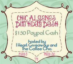 $150 paypal cash