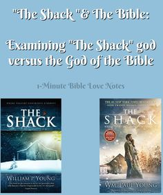 "Find relevant articles and reviews of ""The Shack"" all in this convenient location. Whether you love the book or hate it, this will give you an opportunity to evaluate it Biblically."