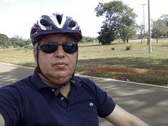 Pedal Parque da Cidade em frete minha casa Brasília DF.
