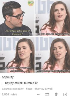 25 Times Hayley Atwell proved that she is the funniest. Captain America: First Avenger actress always proves that she is humorous and funny. Peggy Carter, Hayley Atwell, Marvel Funny, Marvel Movies, Marvel Actors, Funny Avengers, Avengers Superheroes, Marvel Avengers, Marvel Gems