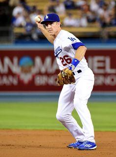 be294545e3f Chase Utley Photos - Colorado Rockies v Los Angeles Dodgers - Zimbio Dodgers  Girl