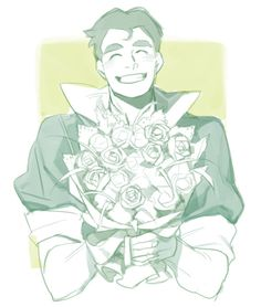 Fan Art of Bolin from Legend of Korra.