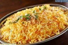  Masala rice~ This recipe is quick & easy, especially when you have leftover rice. For more details call us on 022 2686 5087 Jaggery Benefits, Leftover Rice, Rice Recipes, Macaroni And Cheese, Good Food, Nutrition, Diet, Healthy