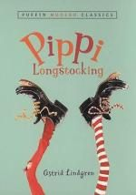Pippi Longstocking : Puffin Modern Classics - Astrid Lindgren