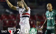 São Paulo 2 x 0 Palmeiras, Melhores Momentos, Campeonato Brasileiro 2017 1ºT