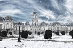 Keszthely, Festetics Palace - Hungary