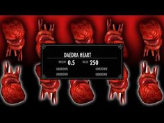 Skyrim - How to Get Unlimited Deadra Hearts for Free! (Fast & Easy) - YouTube