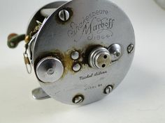 Vintage Shakespeare Casting Fishing Reel. For more fly reel check out www.theflyreelguide.com #flyreels