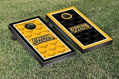 Kennesaw State KSU Owls Cornhole Game Set Border Version 2 *** Want additional info? Click on the image.