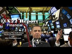 Every Part Of The Economy Is Collapsing Except The Manipulated Stock Market - Episode 807a - YouTube