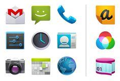Dimensione icone Android: L'icona di avvio o launcher icon