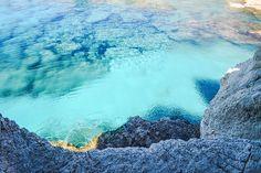 Mar Transparente,