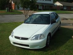 Honda Civic Hatchback Yr. 2000