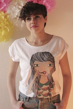 *Colección #laprimaveralasangrealtera de #srtaPoppy  #ilustración #moda #diseño #design www.srtapoppy.com
