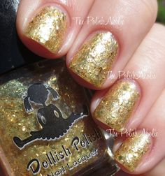 The PolishAholic: Dollish Polish Ultimate Fandom Deux Collection : The Status is Not Quo