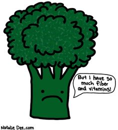Aw. . .maybe I can get over my dislike of broccoli.  If not, well, I'll just suck it up because I'll be eating a lot of it.