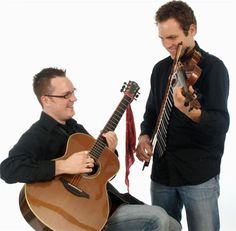 Antoine Dufour & Tommy Gauthier. Amazingly talented French Canadian musicians.