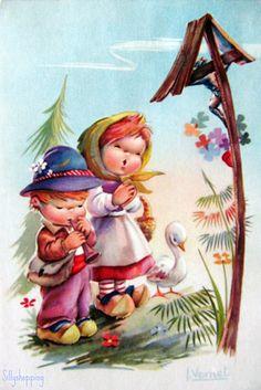 Illustration de L. Vernet